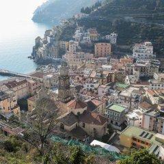 Отель Villa Marietta Италия, Минори - отзывы, цены и фото номеров - забронировать отель Villa Marietta онлайн пляж