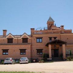Отель Spa Complejo Rural Las Abiertas парковка