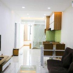Апарт-отель Gold Ocean Nha Trang Апартаменты с различными типами кроватей фото 5