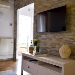 Апартаменты VR exclusive apartments Апартаменты с различными типами кроватей фото 24