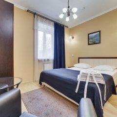 Гостиница Минима Белорусская 3* Люкс с двуспальной кроватью фото 15