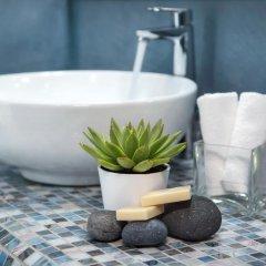 Отель Santorini Kastelli Resort 5* Стандартный номер с различными типами кроватей фото 3