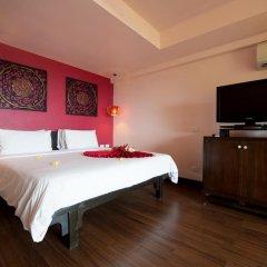 Отель Krabi Cha-da Resort 4* Номер Делюкс с различными типами кроватей фото 2
