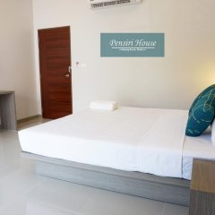 Отель Pensiri House 3* Улучшенный номер с различными типами кроватей фото 6
