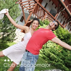 Отель Club Dobogómajor superior фитнесс-зал