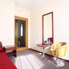 AZIMUT Отель Смоленская Москва 4* Номер SMART Single с различными типами кроватей фото 4