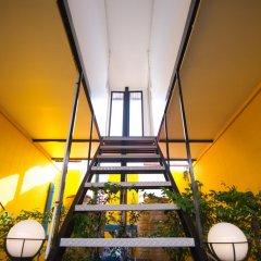 Отель Glur Bangkok Люкс разные типы кроватей