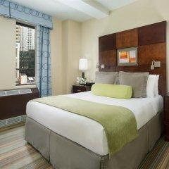 Hotel Mela Times Square 4* Номер Делюкс с двуспальной кроватью фото 6