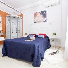 Отель Hostal Salamanca Улучшенный номер с двуспальной кроватью фото 4