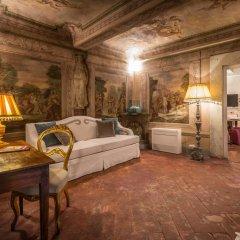 Отель Piazza Pitti Palace Улучшенные апартаменты с различными типами кроватей фото 16