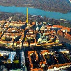 Отель Little Home - Empire Польша, Варшава - отзывы, цены и фото номеров - забронировать отель Little Home - Empire онлайн приотельная территория фото 2