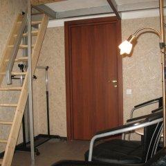 Hostel Tverskaya 5 Студия разные типы кроватей фото 2
