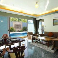Отель Sudee Villa комната для гостей