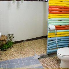 Leaf House Bungalow - Hostel Бунгало с различными типами кроватей