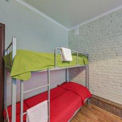 Хостел Кукуруза Номер Эконом с разными типами кроватей (общая ванная комната) фото 14