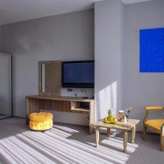 Platinum Hotel 3* Улучшенный номер разные типы кроватей фото 3