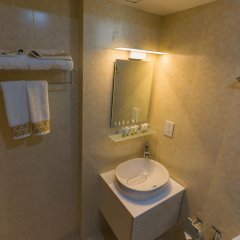 Отель Unima Grand 3* Улучшенный номер с различными типами кроватей фото 6