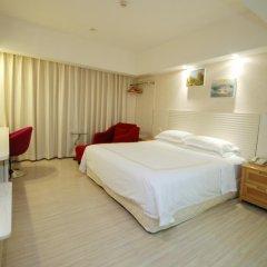 Overseas Chinese Friendship Hotel 3* Стандартный номер с различными типами кроватей фото 5