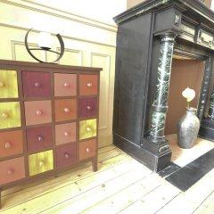 Отель Urban Suites Brussels EU Люкс с различными типами кроватей фото 22