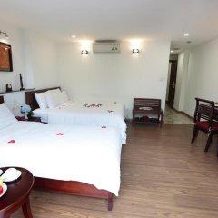 Nova Luxury Hotel 3* Стандартный семейный номер с двуспальной кроватью