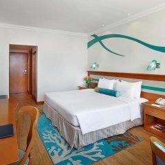 Отель Coral Beach Resort - Sharjah 4* Номер Делюкс с различными типами кроватей фото 4