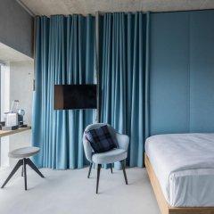 Placid Hotel Design & Lifestyle Zurich 4* Стандартный номер с различными типами кроватей фото 26