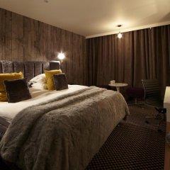Отель Malmaison London 4* Стандартный номер с двуспальной кроватью фото 5
