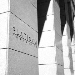 Отель Platinum Residence Варшава фитнесс-зал фото 3