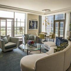 Four Seasons Hotel Dubai International Financial Centre 5* Улучшенный номер с различными типами кроватей фото 3