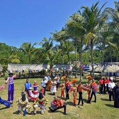 Отель Melia Las Antillas детские мероприятия
