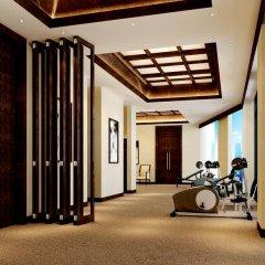 Отель Grand Metropark Bay Hotel Sanya Китай, Санья - отзывы, цены и фото номеров - забронировать отель Grand Metropark Bay Hotel Sanya онлайн фитнесс-зал фото 3
