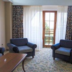 Ареал Конгресс отель 4* Люкс с двуспальной кроватью фото 5