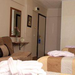 Hotel Nezih Istanbul 3* Стандартный номер с различными типами кроватей фото 9