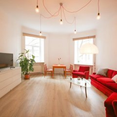 Апартаменты Riga City Center Apartments комната для гостей фото 4