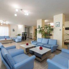 Отель Eurhotel Италия, Римини - отзывы, цены и фото номеров - забронировать отель Eurhotel онлайн интерьер отеля фото 2
