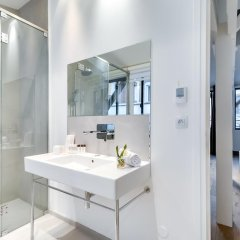 Апартаменты Sweet Inn Apartments - Rue Tardieu Париж ванная фото 2
