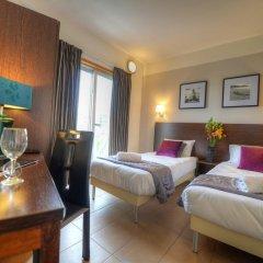 Carlton Hotel 3* Стандартный номер с двуспальной кроватью фото 5