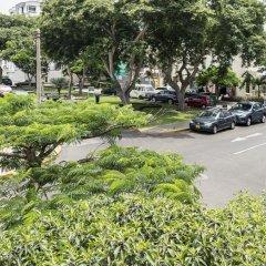 Отель Departamento Ovalo Gutierrez Miraflores парковка
