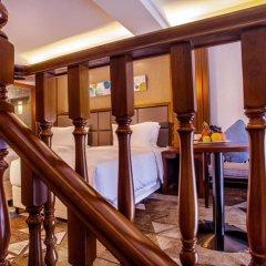 Отель Ramada Shanghai East 4* Люкс с различными типами кроватей фото 5