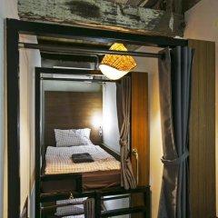 Отель Rachanatda Homestel 2* Кровать в общем номере с двухъярусной кроватью фото 15