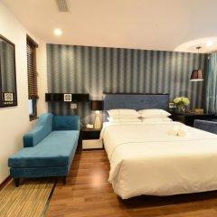 Hanoi Emerald Waters Hotel & Spa 4* Номер Делюкс с различными типами кроватей фото 3