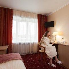 Амакс Премьер Отель Стандартный номер разные типы кроватей фото 26