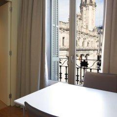 Отель Duquesa Suites 4* Улучшенный номер с различными типами кроватей