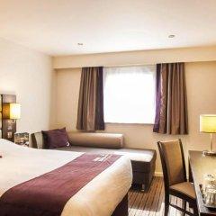 Отель Premier Inn Glasgow Pacific Quay комната для гостей фото 6