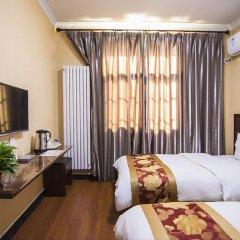 Отель Xianyang Fu Rui Inn Китай, Сяньян - отзывы, цены и фото номеров - забронировать отель Xianyang Fu Rui Inn онлайн комната для гостей фото 2
