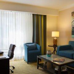 Renaissance Amsterdam Hotel 5* Представительский люкс с различными типами кроватей фото 2