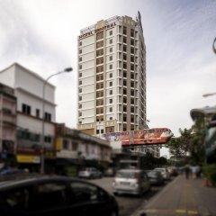 Отель Sentral Kuala Lumpur Малайзия, Куала-Лумпур - отзывы, цены и фото номеров - забронировать отель Sentral Kuala Lumpur онлайн парковка