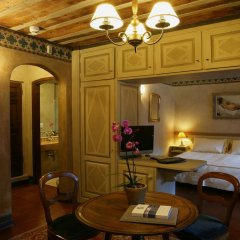 Mont Blanc Hotel Village 5* Номер Делюкс с различными типами кроватей фото 8