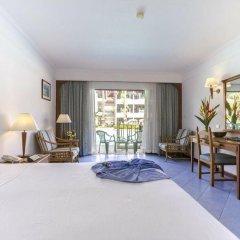 Отель Amora Beach Resort 4* Номер Делюкс фото 5