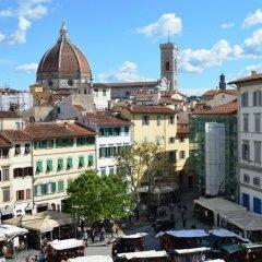 Отель Panoramic Suite San Lorenzo Near Duomo